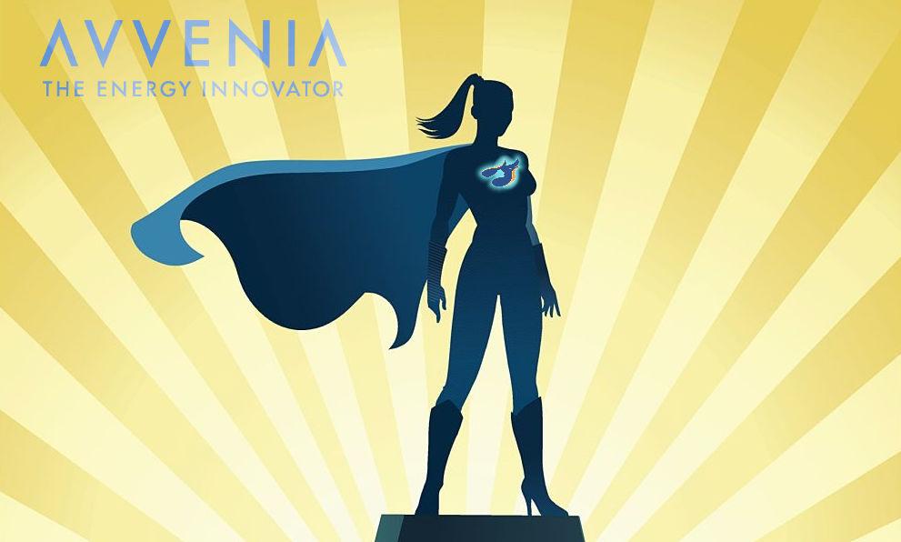 Rivoluzione Energetica Diana Avvenia