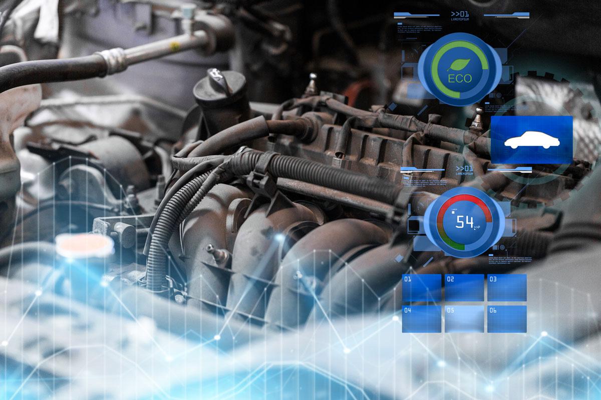 Automotive settore industria Avvenia