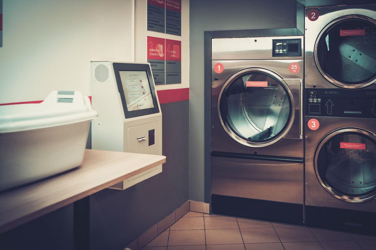 Lavanderia industriali benifici con Avvenia Efficienza Energetica e sostenibilità