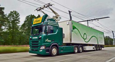 Strade Elettrificate Brebemi Autostrada Elettrificata per i camion