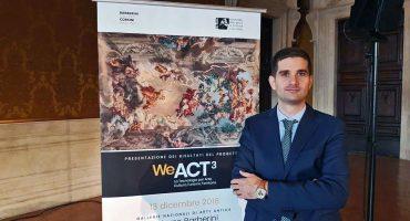 Progetto WeAct3 Presentazione Risultati Francesco Campaniello Avvenia
