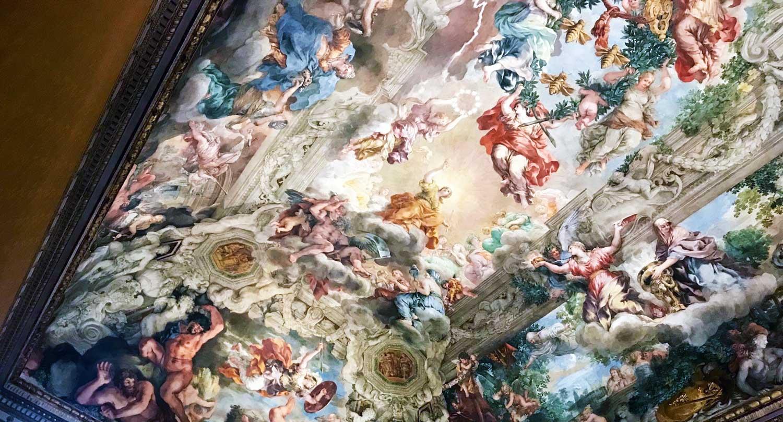 WeAct3 Palazzo Barberini diventa museo smart con tecnologia di Avvenia
