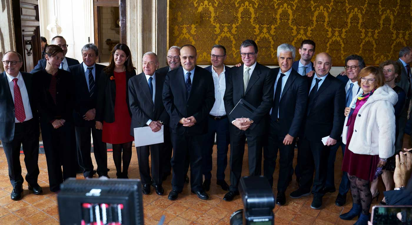 Weact Aziende Partecipanti Ministro Avvenia Gallerie Barberini Corsini