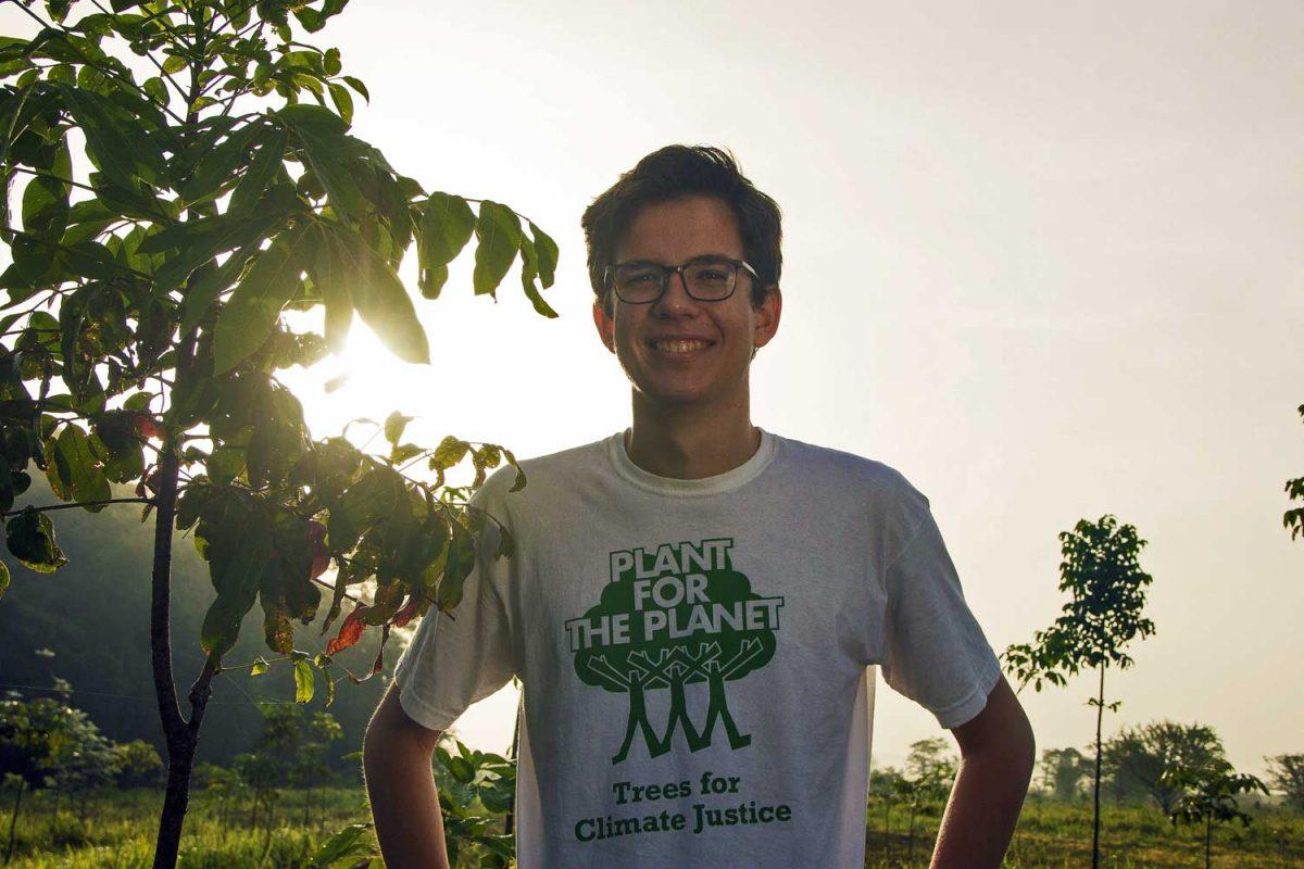 felix finkbeiner 1000 miliardi di alberi plant for the planet