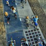 Pista Ciclabile Solare Villasimius Rappresentazione Informazioni