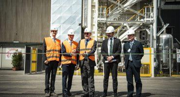 Avvenia Inaugurazione Impianto AST Acciai Speciali Terni Terna