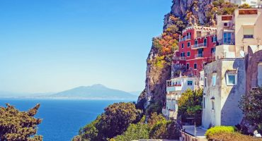 Avvenia Isole Smart Green Italia Capri