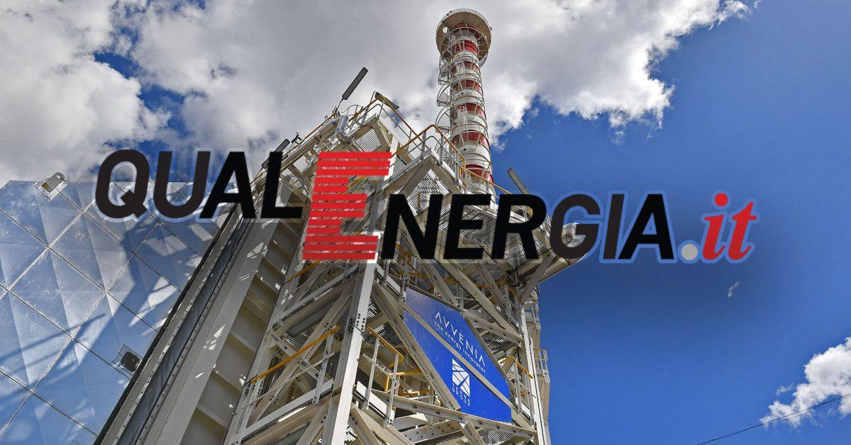 Quale Energia Testata Avvenia AST