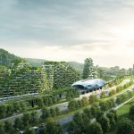 Città Foresta Liuzhou Forest City Boeri