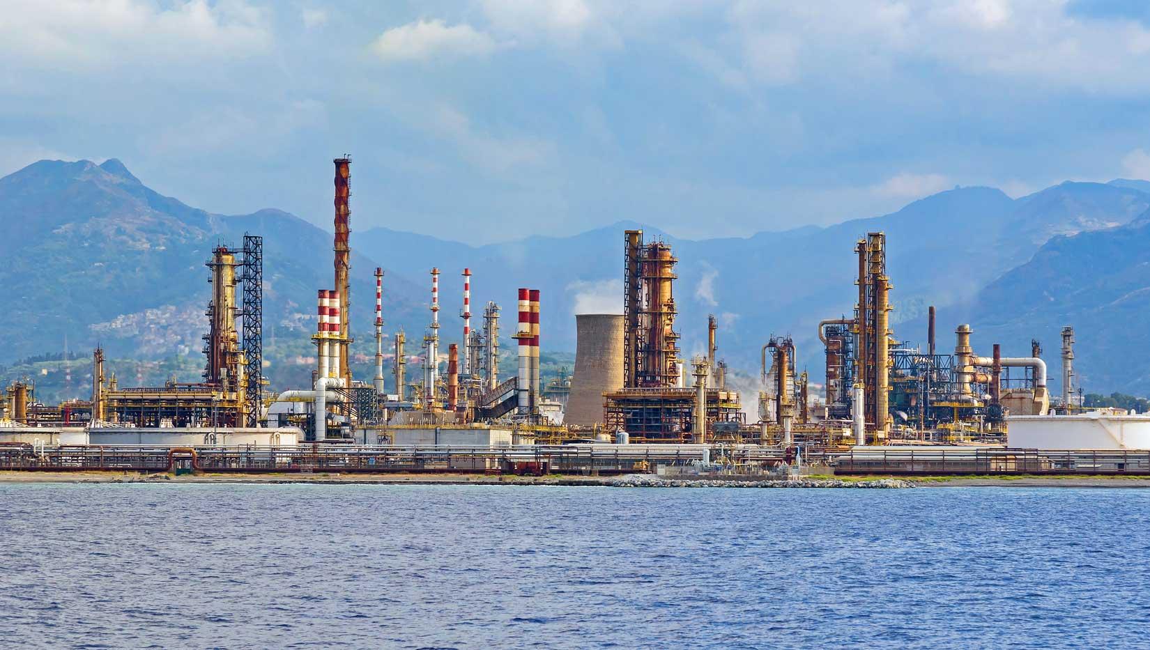 Economia Circolare Industria Sicilia Italia