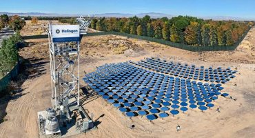 Heliogen Startup Energia Solare