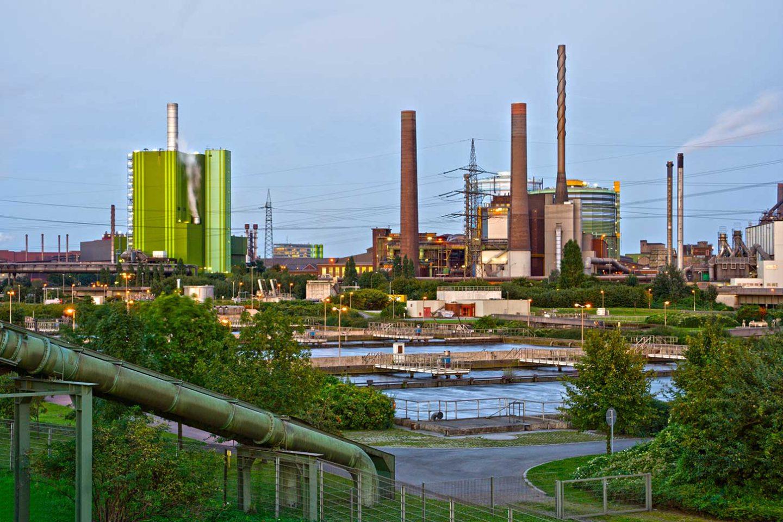 Strategia Industriale - Transizione energetica - Vista Industria dell'acciaio