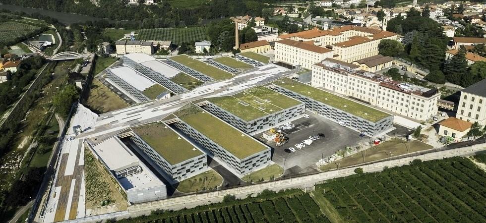 Il più grande tetto verde d'Italia per l'hub dell'innovazione. Ecco il progetto dell'archistar Kengo Kuma.